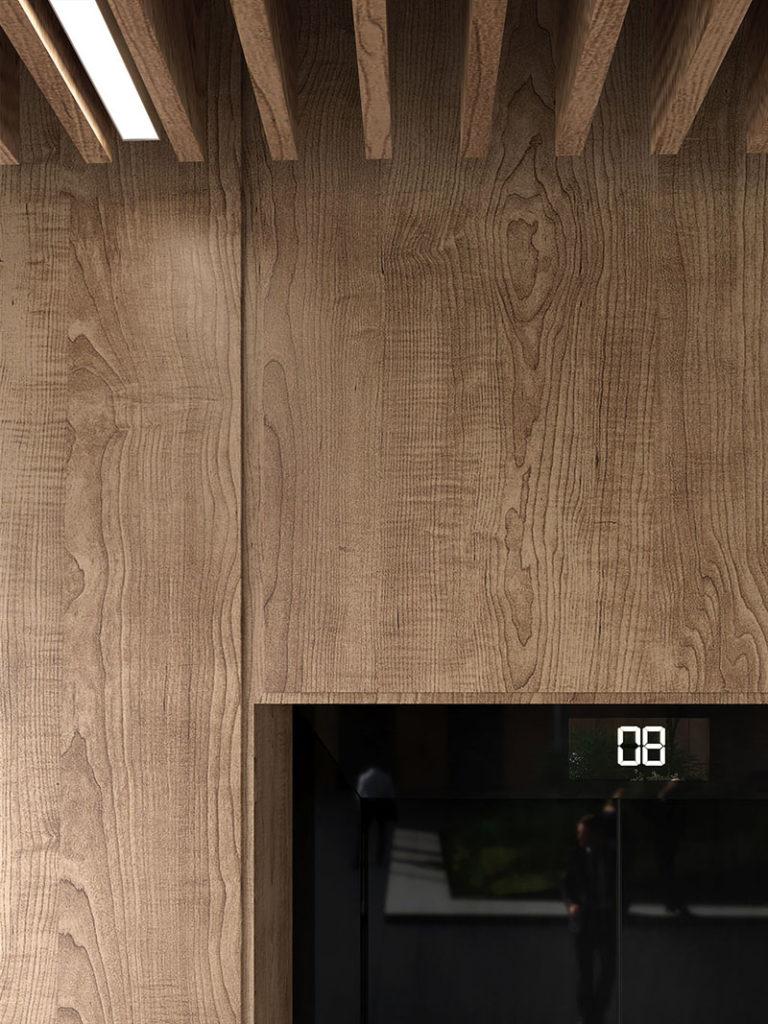 Zal_Interior Wood Close