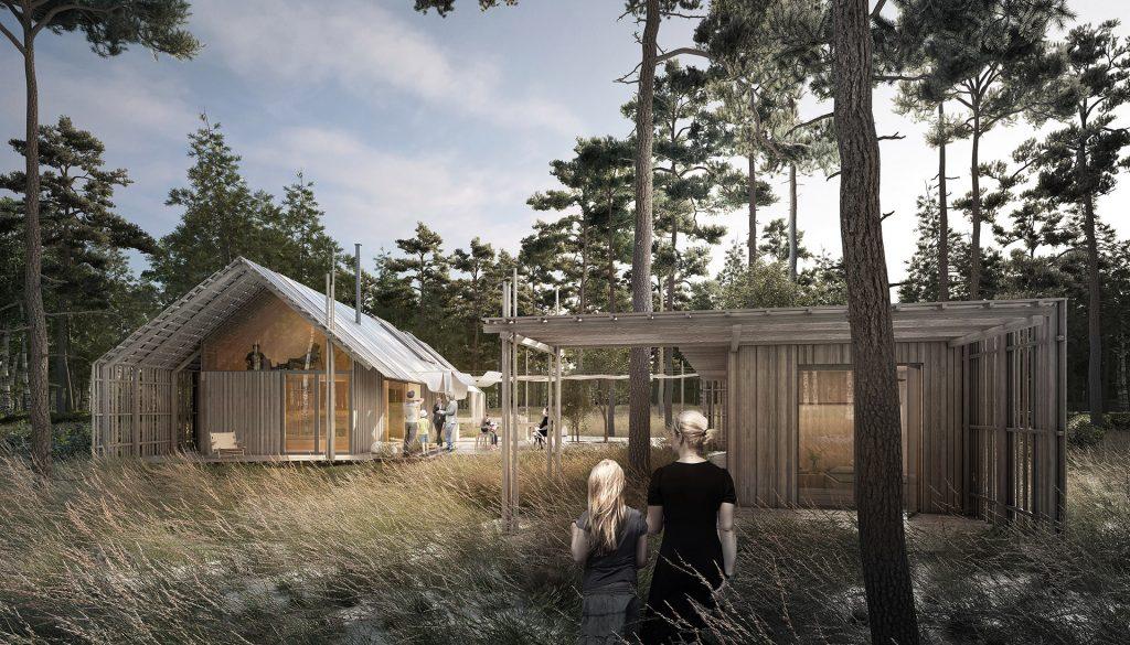 Traditional Danish Architecture sommerhus